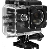 Camera Sport iUni Dare 50i HD 1080P, 12M, Waterproof, Negru